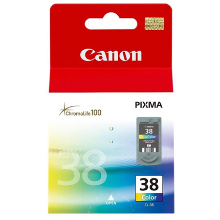 Canon CL-38 Colour Ink Cartridge for IP1800/ IP2500