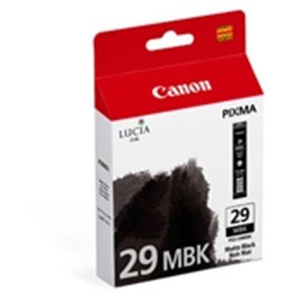 Canon PGI-29 Matte Black Pigment Ink Tank for Pro-1