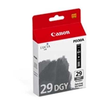 Canon PGI-29 Dark Grey Pigment Ink Tank for Pro-1