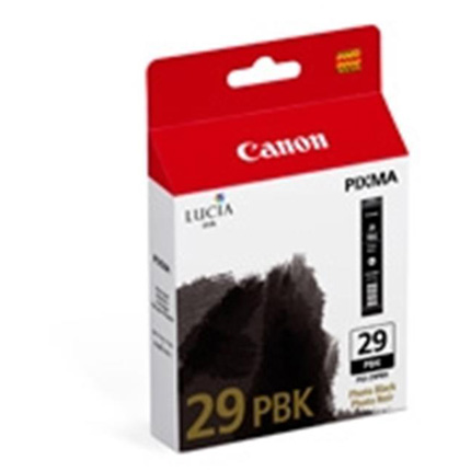 Canon PGI-29 Photo Black Pigment Ink Tank for Pro-1