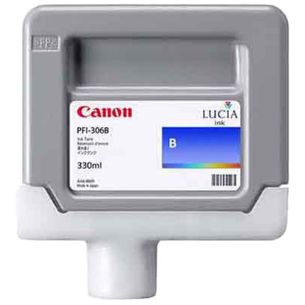 Canon PFI-306B Blue Ink Cartridge