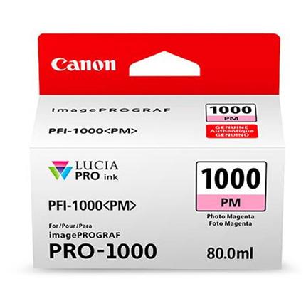 Canon PFI-1000 Photo Magenta Ink Cartridge