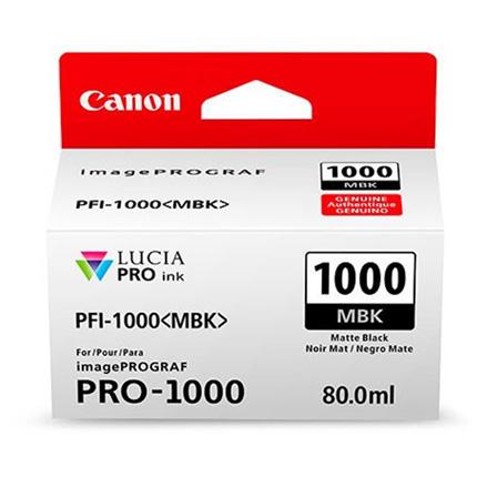 Canon PFI-1000 Matte Black Ink Cartridge