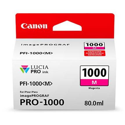 Canon PFI-1000 Magenta Ink Cartridge