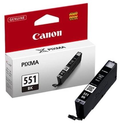 Canon CLI-551 XL Black 11ml Ink Tank