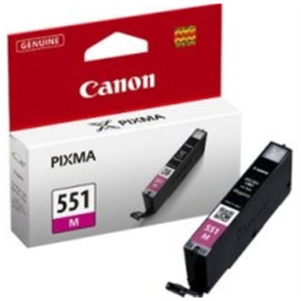 Canon CLI-551 Magenta 7ml Ink Tank