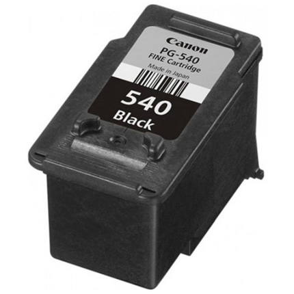 Canon PG-540 Black for MG2150 & MG3150