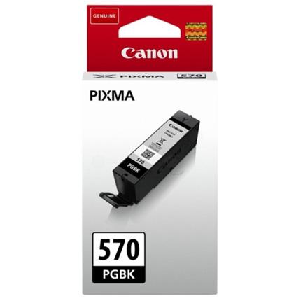 Canon PGI-570PGBK Ink Cartridge for Pixma MG6800