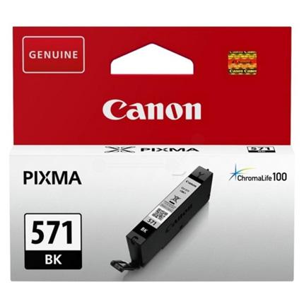 Canon CLI-571BK Black Ink Cartridge for Pixma MG6850