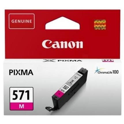 Canon CLI-571M Magenta Ink Cartridge for Pixma MG6850