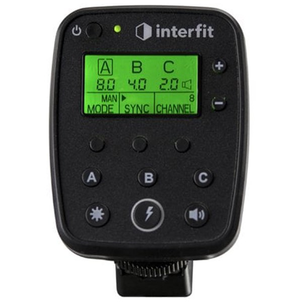 Interfit HSS & TTL remote for Nikon