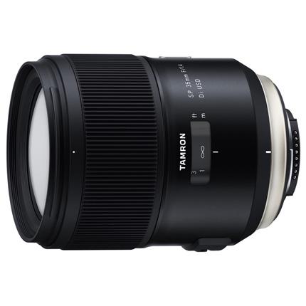 Tamron SP 35mm f/1.4 Di USD Prime Lens Canon EF