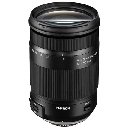 Tamron 18-400mm f/3.5-6.3 Di II VC HLD Lens Nikon F