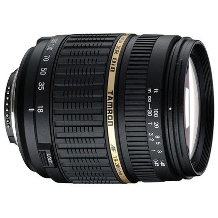 Tamron 18-200mm f/3.5-6.3 Di II Lens Sony A