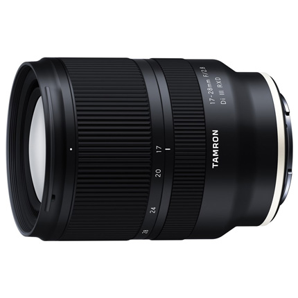 Tamron 17-28mm f/2.8 Di III RXD Lens Sony FE Video 01