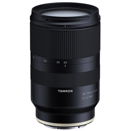 Tamron 28-75mm f/2.8 Di III RXD Lens Sony FE