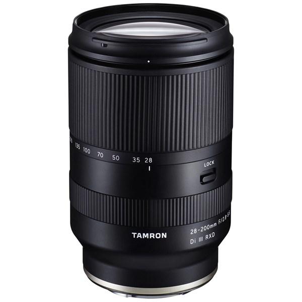 Tamron 28-200mm F2.8-5.6 Di III RXD - Sony FE