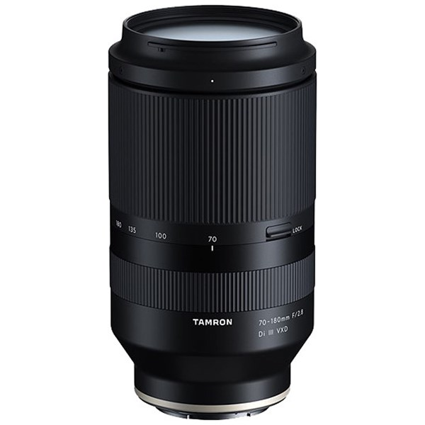 Tamron 70-180mm f/2.8 Di III VXD - Sony Fit Lens