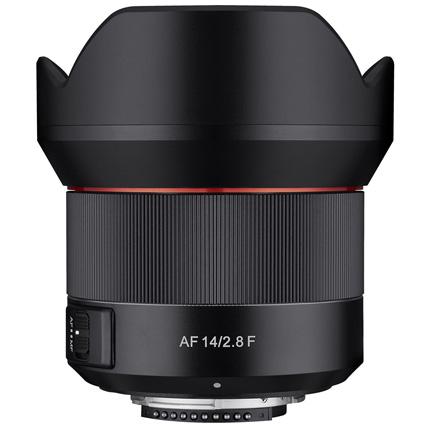Samyang AF 14mm f/2.8 Nikon F Mount Lens