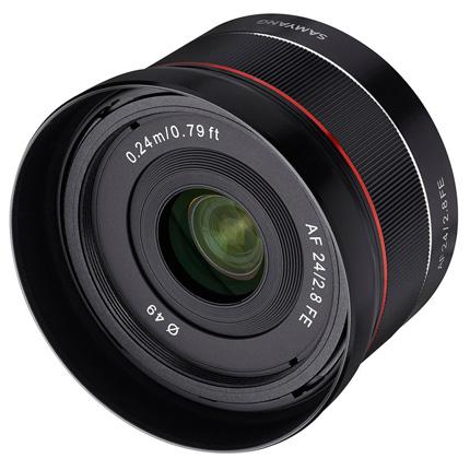 Samyang AF 24mm f/2.8 Sony FE Mount Lens