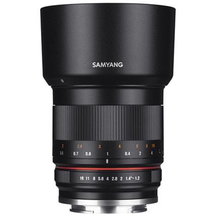 Samyang 50mm f/1.2 AS UMC CS Lens Sony E