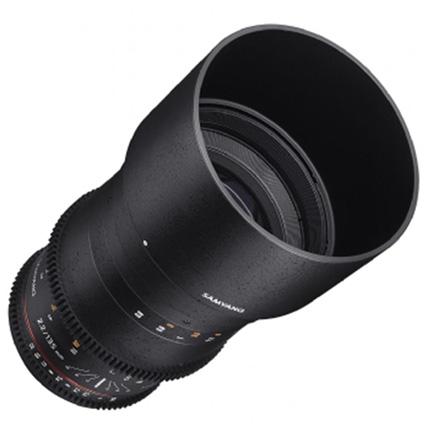 Samyang 135mm T2.2 VDSLR ED UMC Cine Lens Canon EF