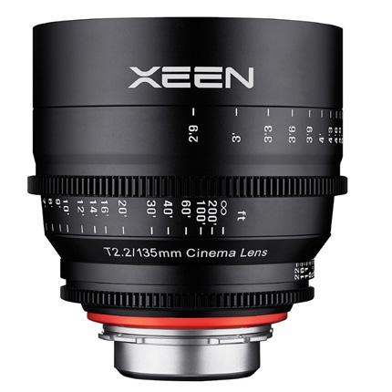 Samyang 135mm XEEN T2.2 Cine Lens - Nikon F Mount