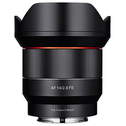Samyang AF 14mm f/2.8 FE Ultra Wide Angle Lens Sony E