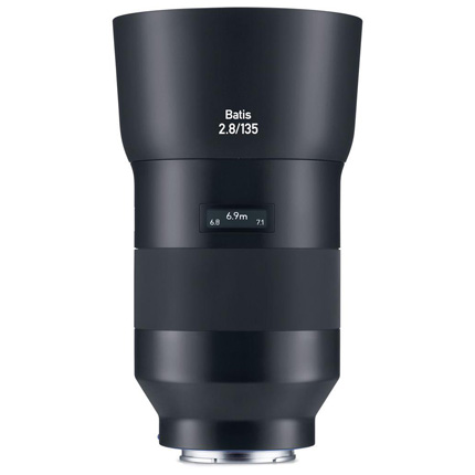 Zeiss Batis 135mm f/2.8 Telephoto Lens Sony E