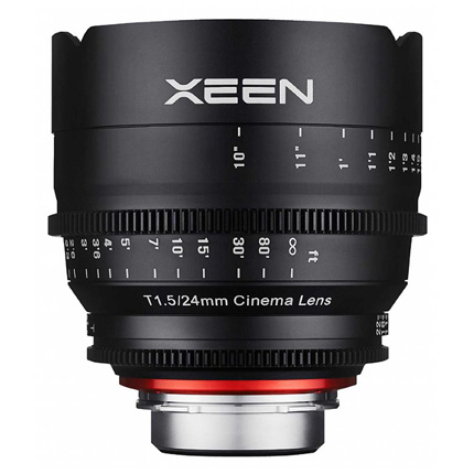Samyang XEEN 24mm T1.5 CINE - PL