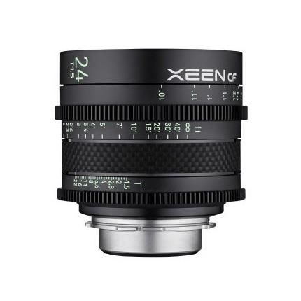 Samyang 24mm T1.5 XEEN CF Cine - PL