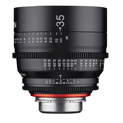 Samyang XEEN 35mm T1.5 Cine - Sony E