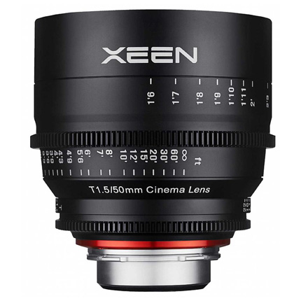 Samyang XEEN 50mm T1.5 CINE - Nikon