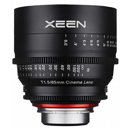 Samyang XEEN 85mm T1.5 CINE - Micro 4/3
