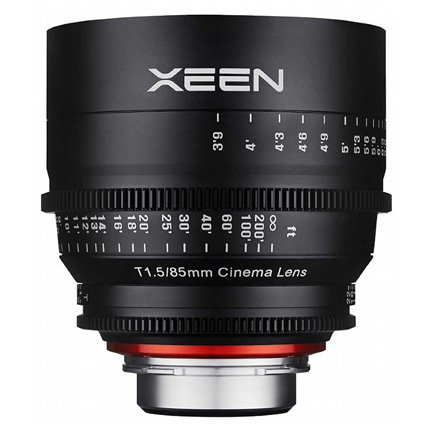 Samyang XEEN 85mm T1.5 CINE - PL