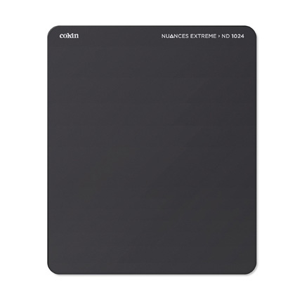 Cokin P Series NUANCES Extreme Neutral Density ND1024 Filter 10 Stop