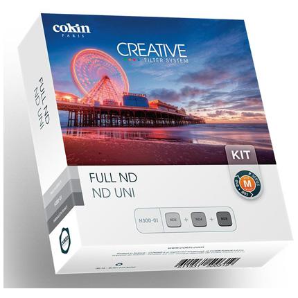 Cokin P Series Full Neutral Density Filter Kit (H300-01)