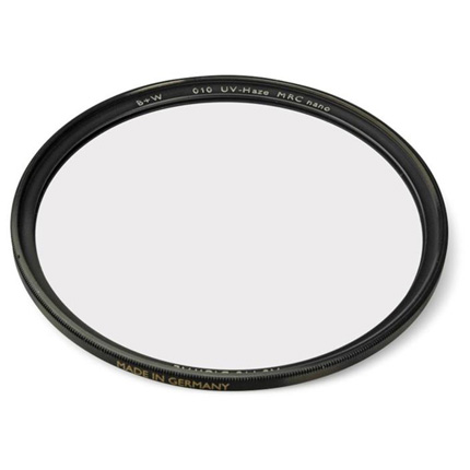 B+W 60mm XS-Pro Digital 010 UV-Haze Filter MRC Nano