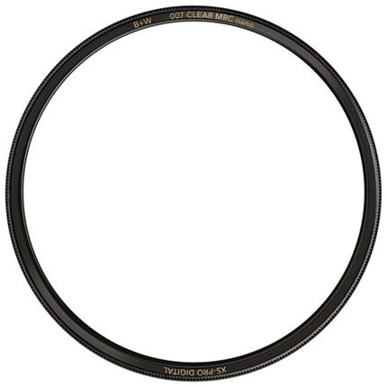 B+W 43mm XS-Pro Digital 007 Clear Protector Filter MRC Nano