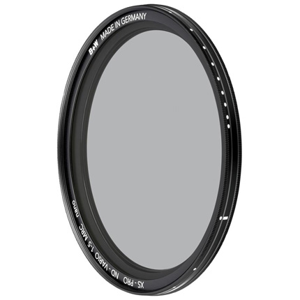B+W 52mm XS-Pro Digital Variable ND Filter MRC Nano