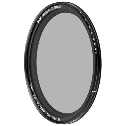 B+W 82mm XS-Pro Digital Variable ND Filter MRC Nano