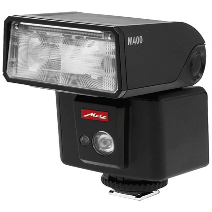 Metz mecablitz M400 Flashgun for Canon