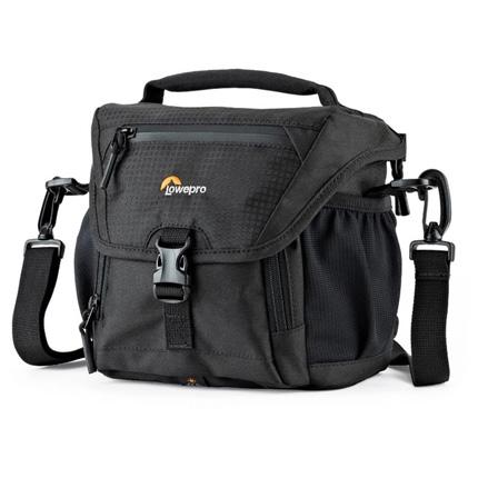 Lowepro Nova SH 140 AW II Black Shoulder Bag