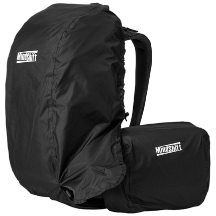 MindShift Gear r180 Horizon Backpack Rain Cover Charcoal
