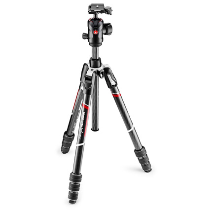 Manfrotto MKBFRTC4GT-BH Befree GT Carbon Tripod Kit