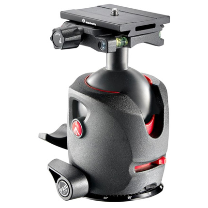 Manfrotto 057 Ball Head with Top Lock Quick Release