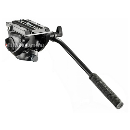 Manfrotto 500 Fluid Head With Flat Base