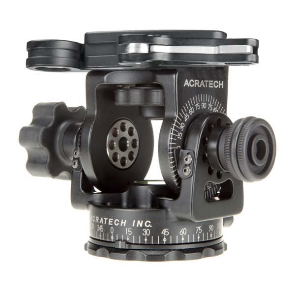 Acratech Panoramic Head with Locking Lever QR Clamp 1167