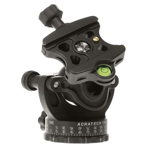 Acratech GP Ballhead + Standard Clamp 1155
