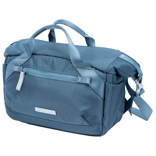 Vanguard VEO FLEX 25M Blue - Roll Top Shoulder Bag